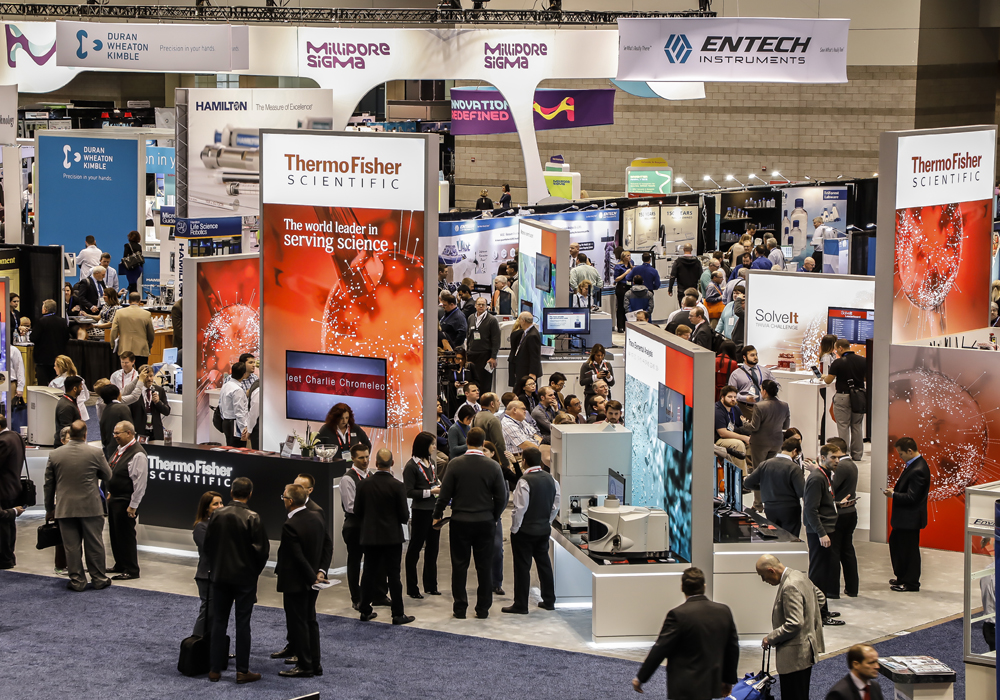 Pittcon – a leading annual conference.